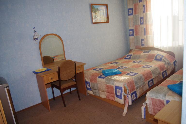 мера и цены в гостинице «Татьяна»